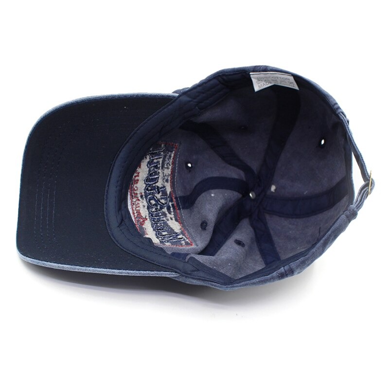 New Story Navy Washed Adjustable
