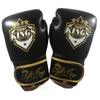 Premium Boxing Gloves in Black