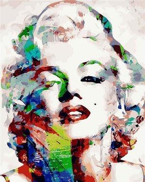 DIY Artwork - Marilyn Monroe