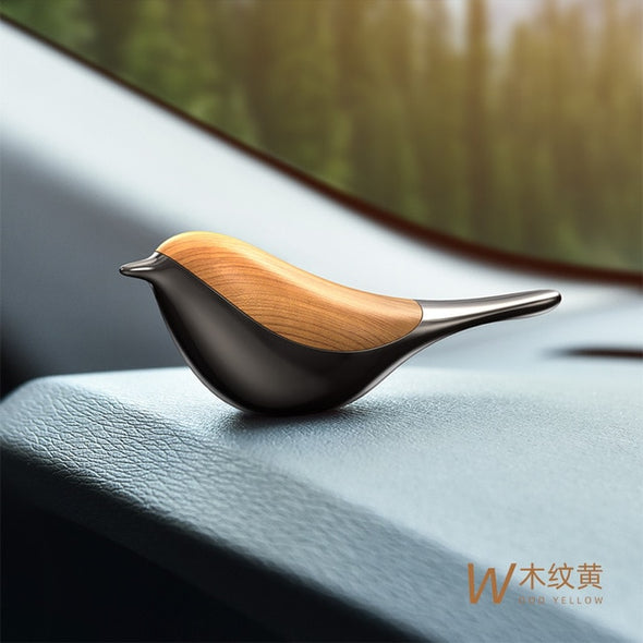 Creative Lucky Bird Car Perfume Car Air Freshener Top Quality Car Diffuser Vent Clip Auto Outlet Perfume Vent Smell the Car