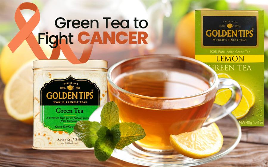Green tea to fight cancer