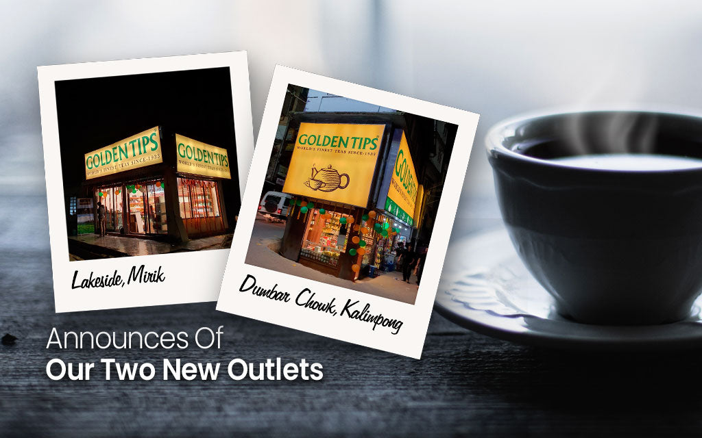 Announces of Our two new outlets