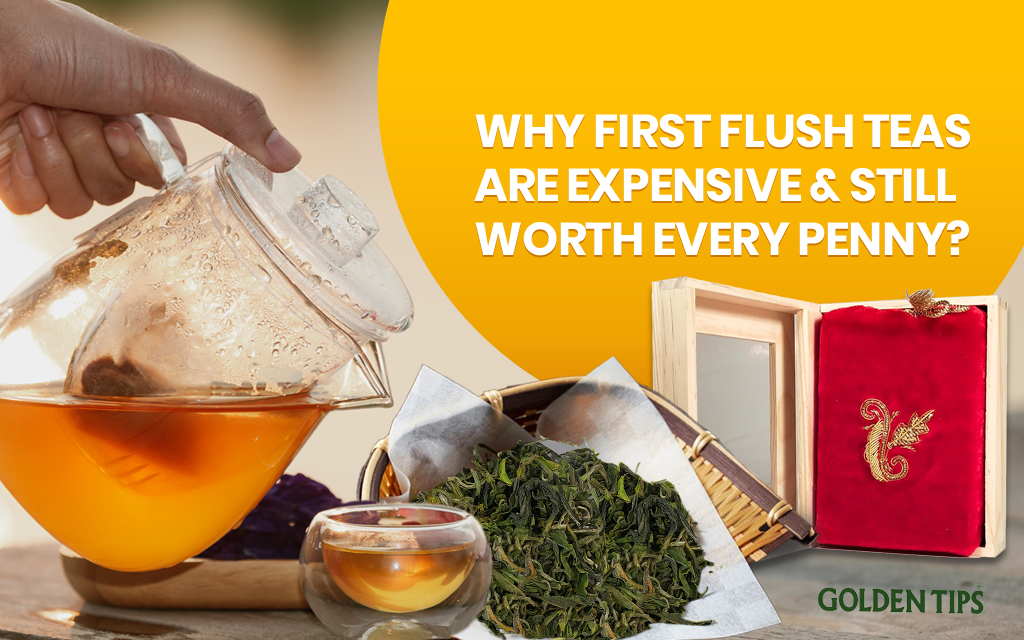 What Is First Flush Tea and Why Is It So Expensive?