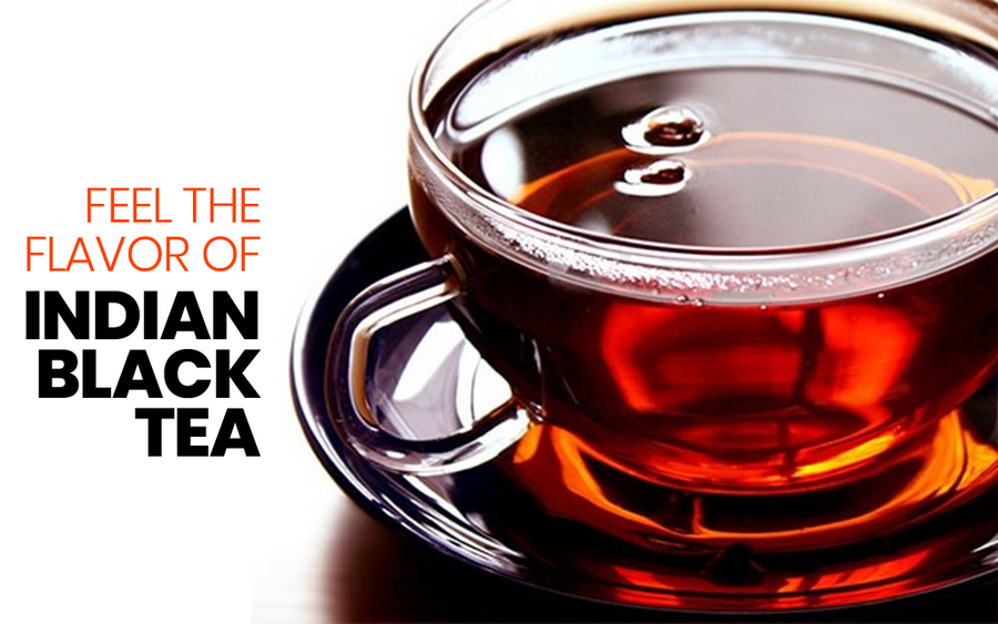 Indian Black Tea: A Stronger Alternative for Your Tea Cravings
