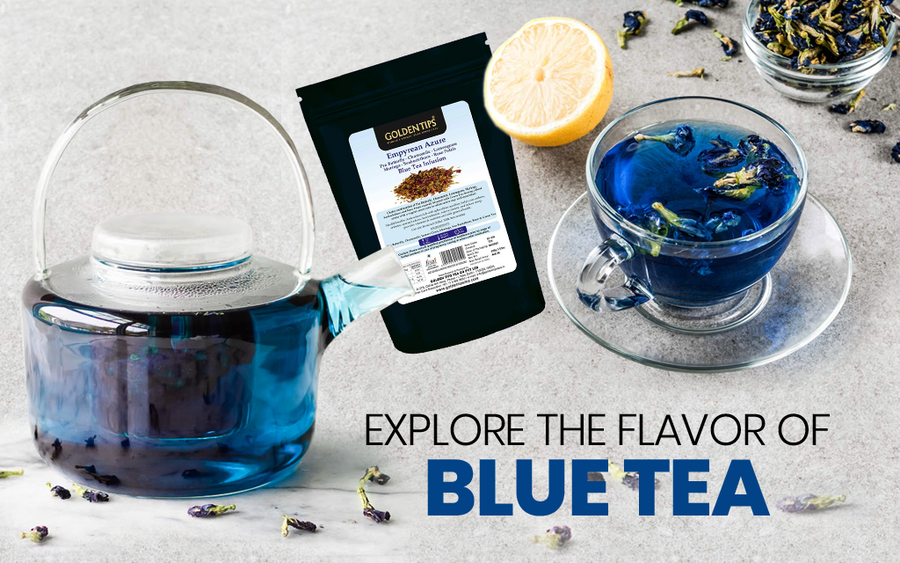 What Is Blue Tea? How Does It Help with Weight Loss?
