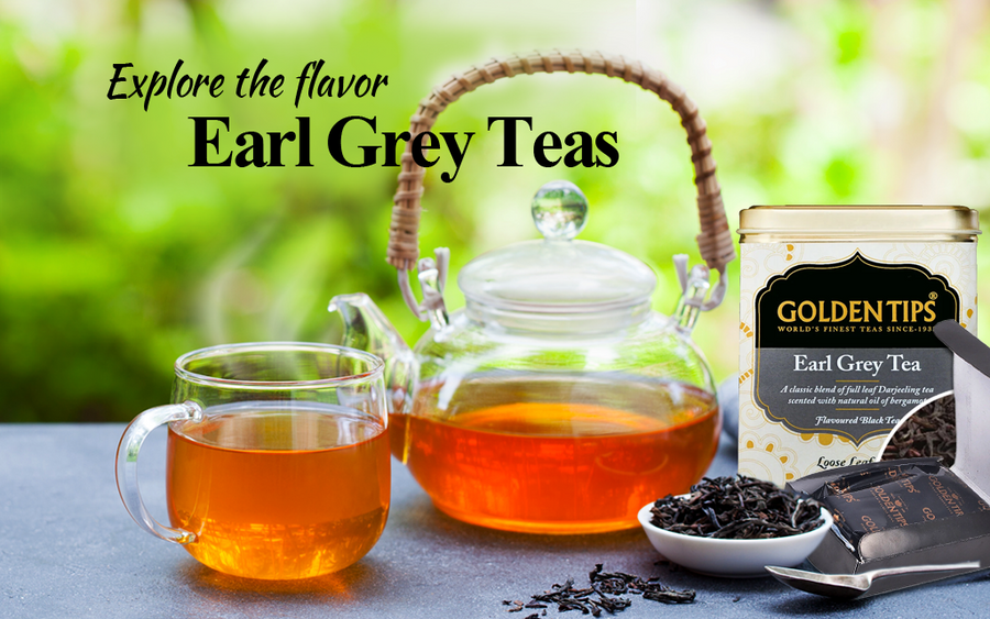 All About Earl Grey Teas