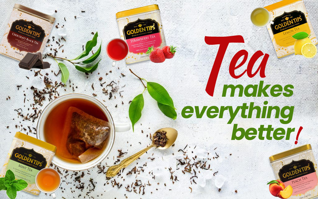 Flavour for every reason, best-flavoured teas you must try!