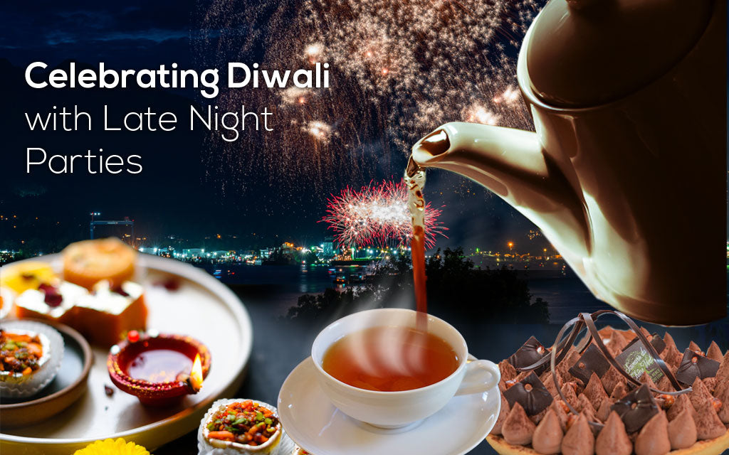 Celebrating Diwali with late night parties