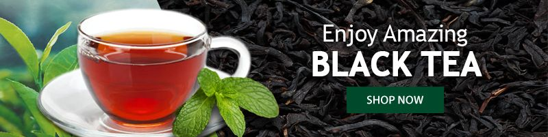 enjoy amazing black tea