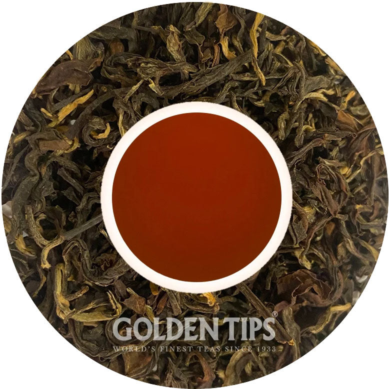 Sweet Fortune Green Tea with Mint and Licorice