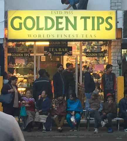 Golden Tips Darjeeling Showroom