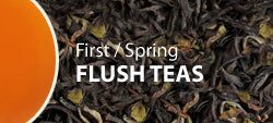 First-Spring Flush Teas