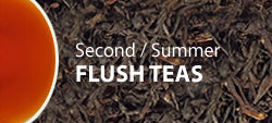 Second-Summer Flush Teas
