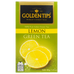 Lemon Green Envelope -  Tea Bags - Golden Tips Tea (India)