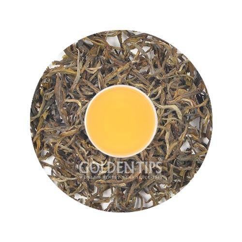 Peppermint Green Tea - Golden Tips Tea (India)