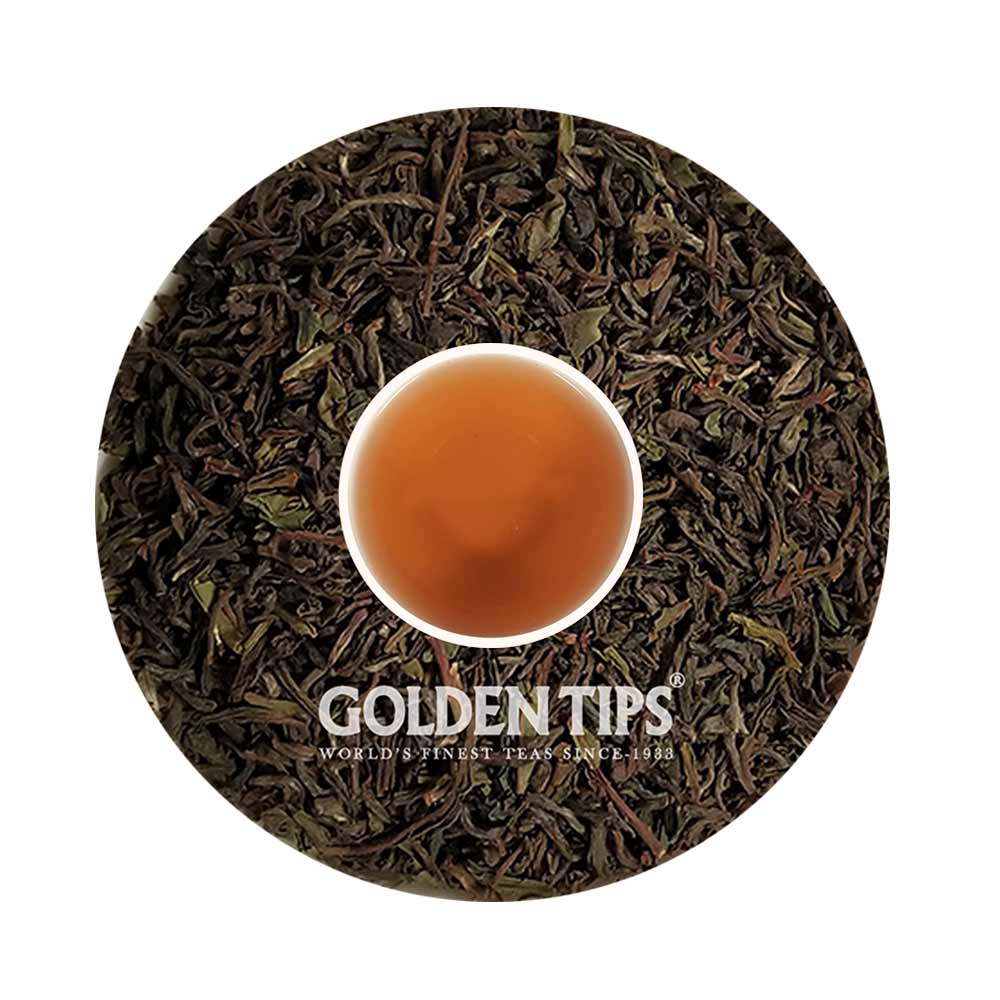 Pride Of Darjeeling - Rare First Flush Tea - Pinewood Box - Golden Tips Tea (India)
