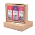 3-in-1 Jute Box (Darjeeling, Assam & Nilgiri Teas) - 3x50g