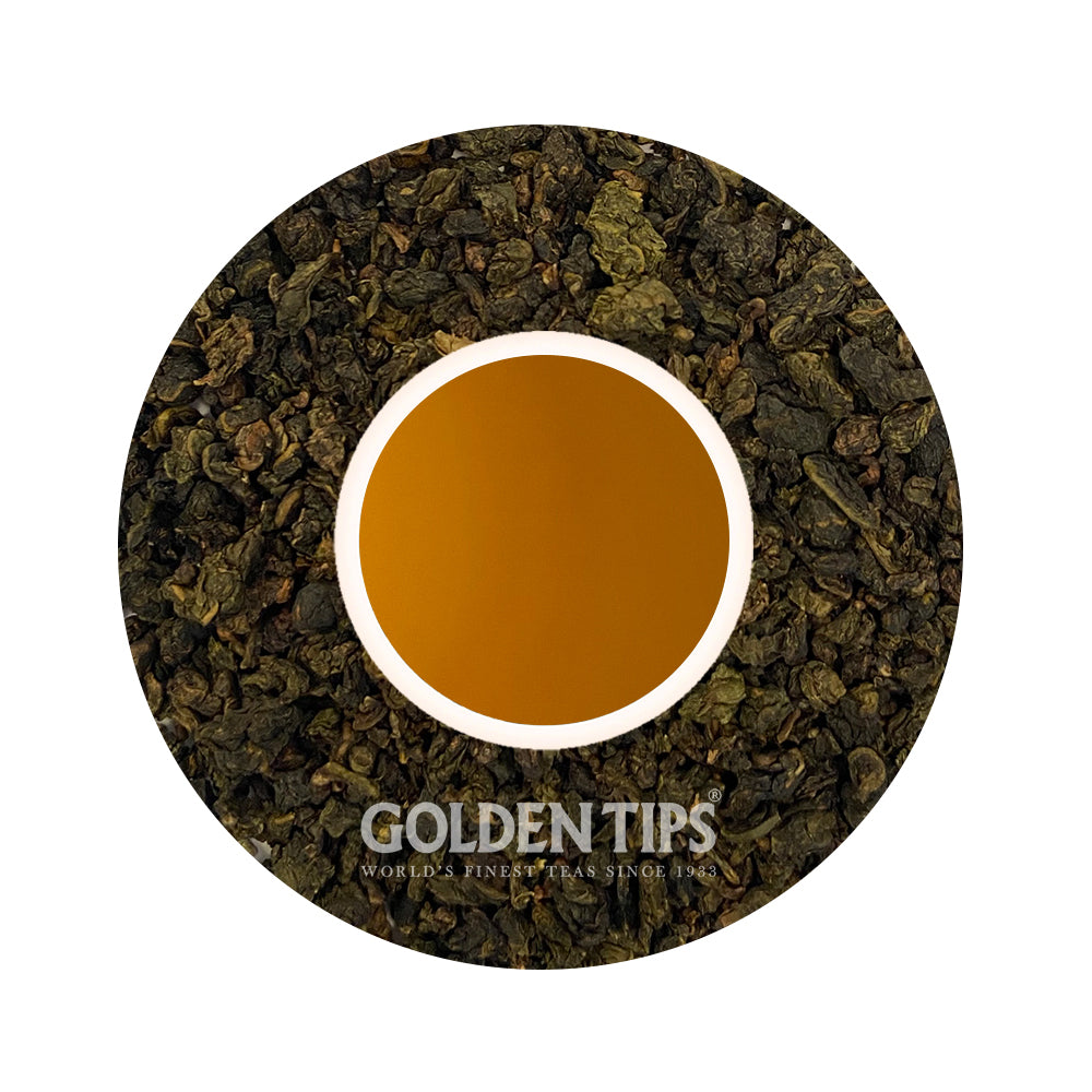 Milk Oolong -Smoked Orthodox Tea (50 gm) - Golden Tips Tea (India)