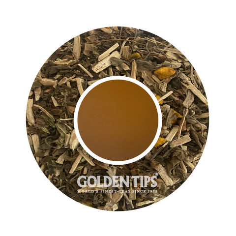 Herbyoga - Immunity Booster Desi Kadha Tea - Golden Tips Tea (India)