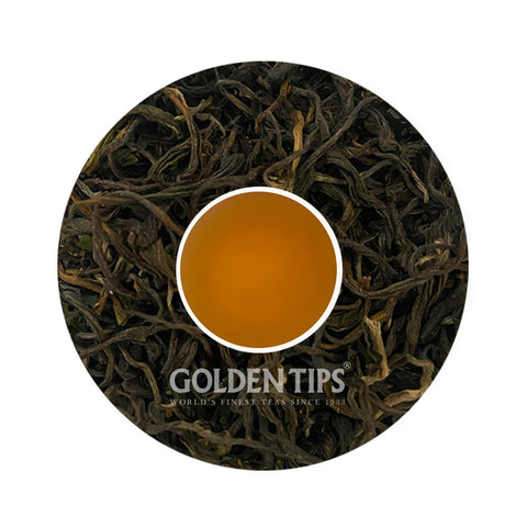 Oolong Relish - Organic Nilgiri Tea - Second Flush 2020 - Golden Tips Tea (India)