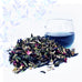 BLUE TEA - Butterfly Pea Flower Herbal Tea, Empyrean Azure Green Tea