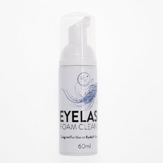 Eyelash Foam Cleanser