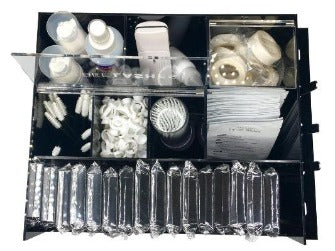 Lash and Tools Organizer