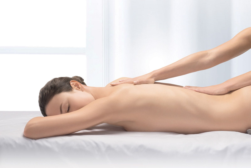 Back Relaxation Massage - Original Skin Therapy