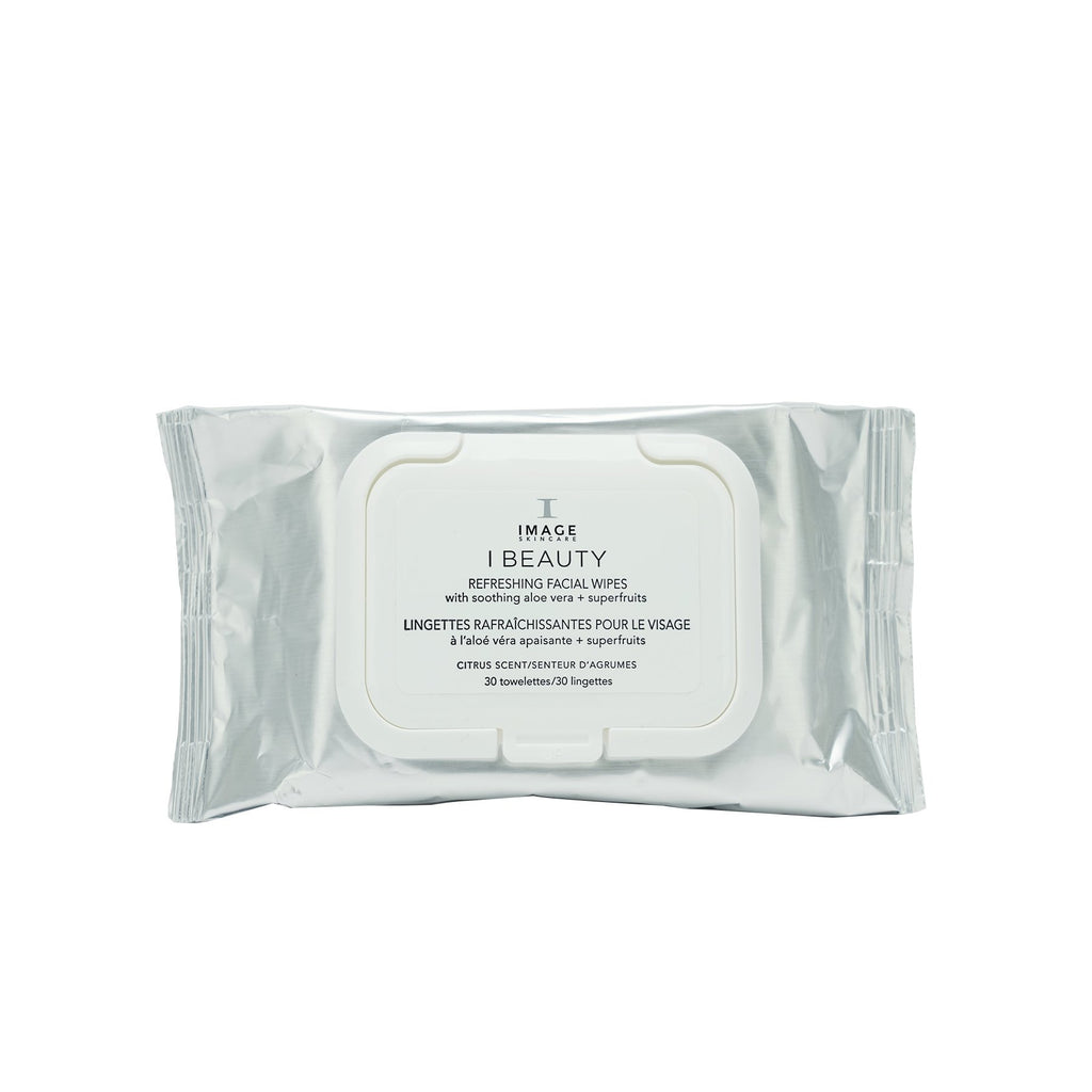 I Beauty Refreshing Facial Wipes - Original Skin Therapy