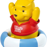 4 in 1 Bathtime Pooh