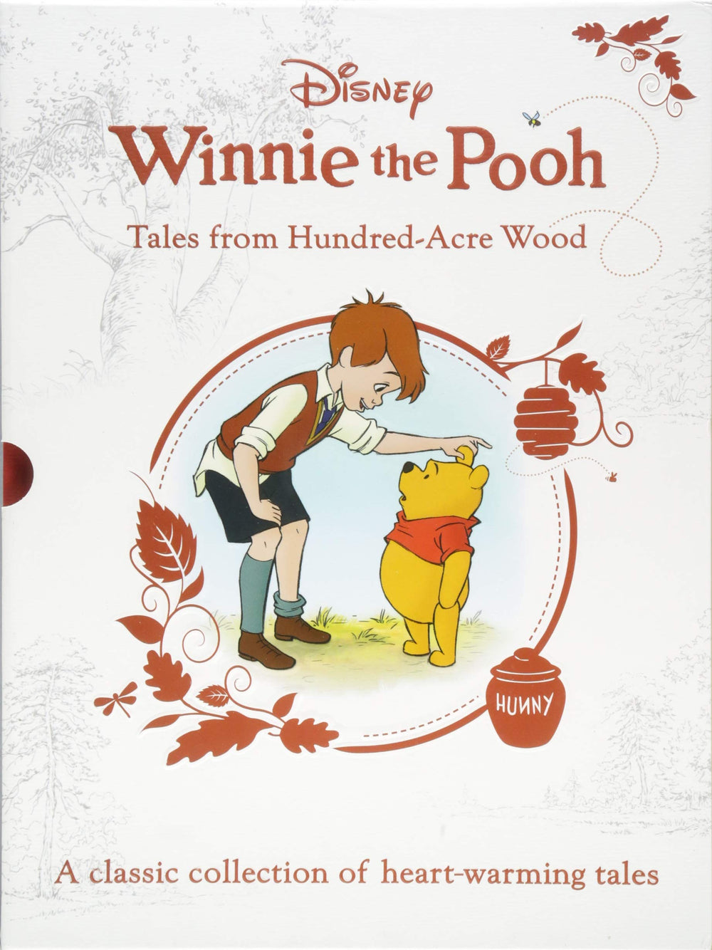Tales from the Hundred Acre Wood