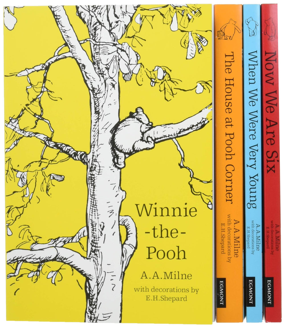 Winnie The Pooh Classic Collection