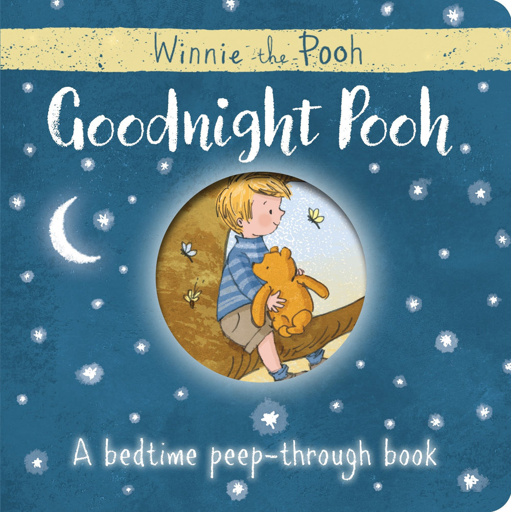 Goodnight Winnie the Pooh Book