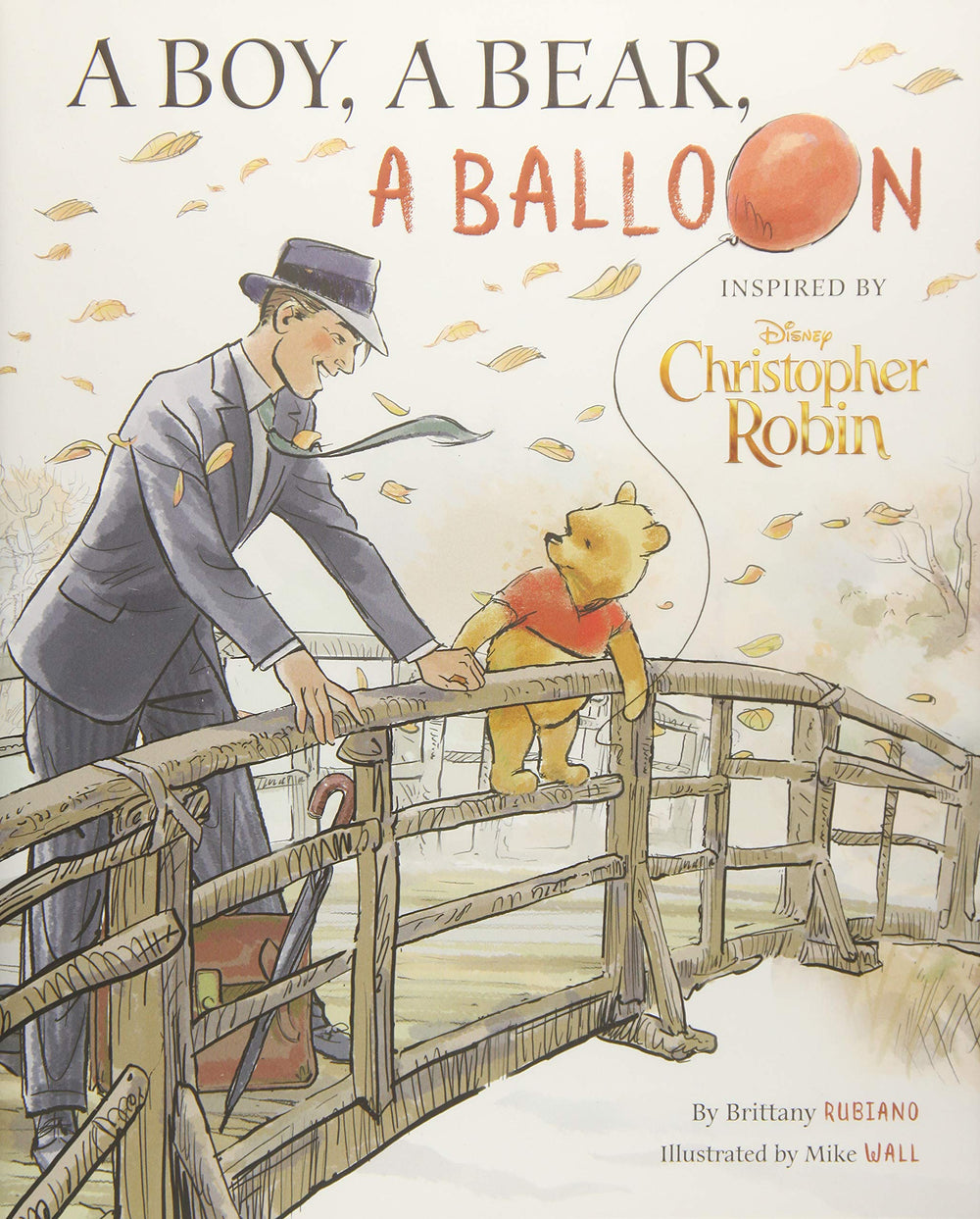 A Boy, A Bear, A Balloon Hardback