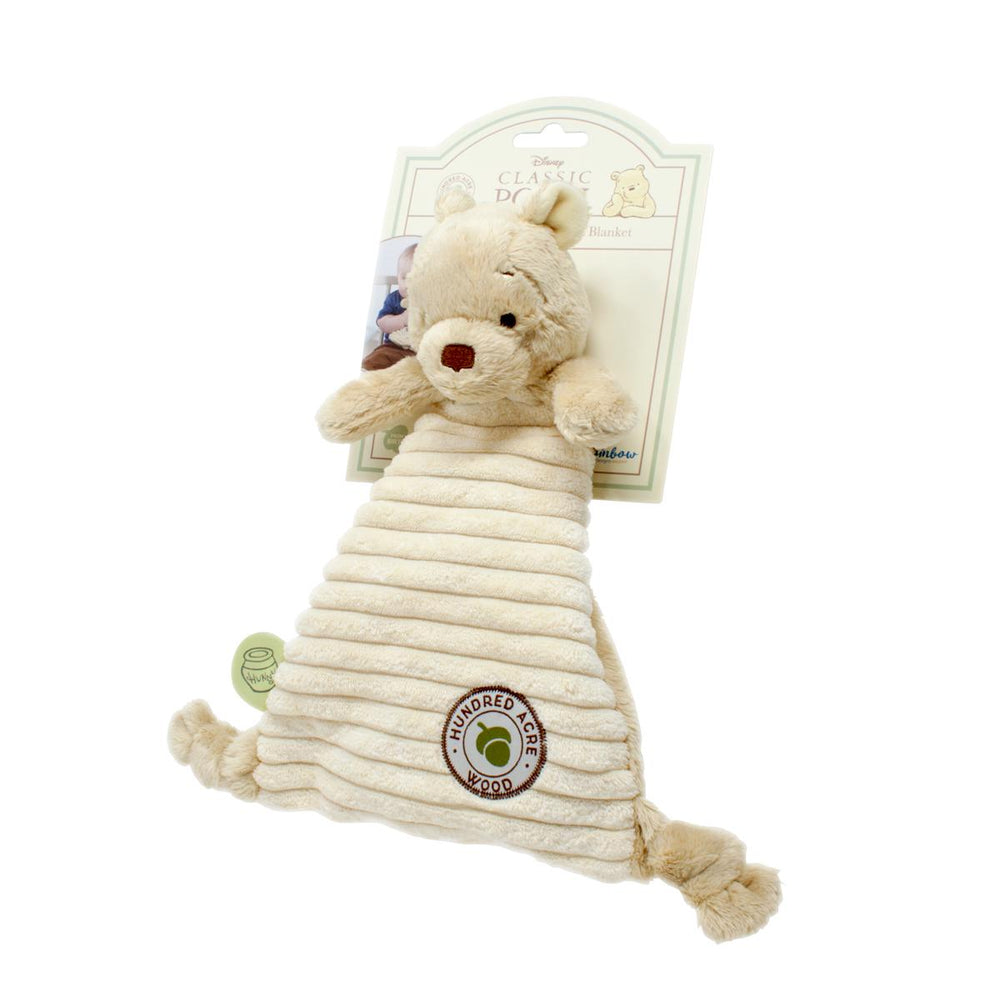 Hundred Acre Wood Winnie the Pooh Comfort Blanket
