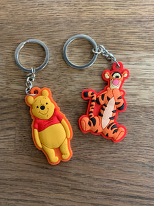 Giftworks Character Keyrings