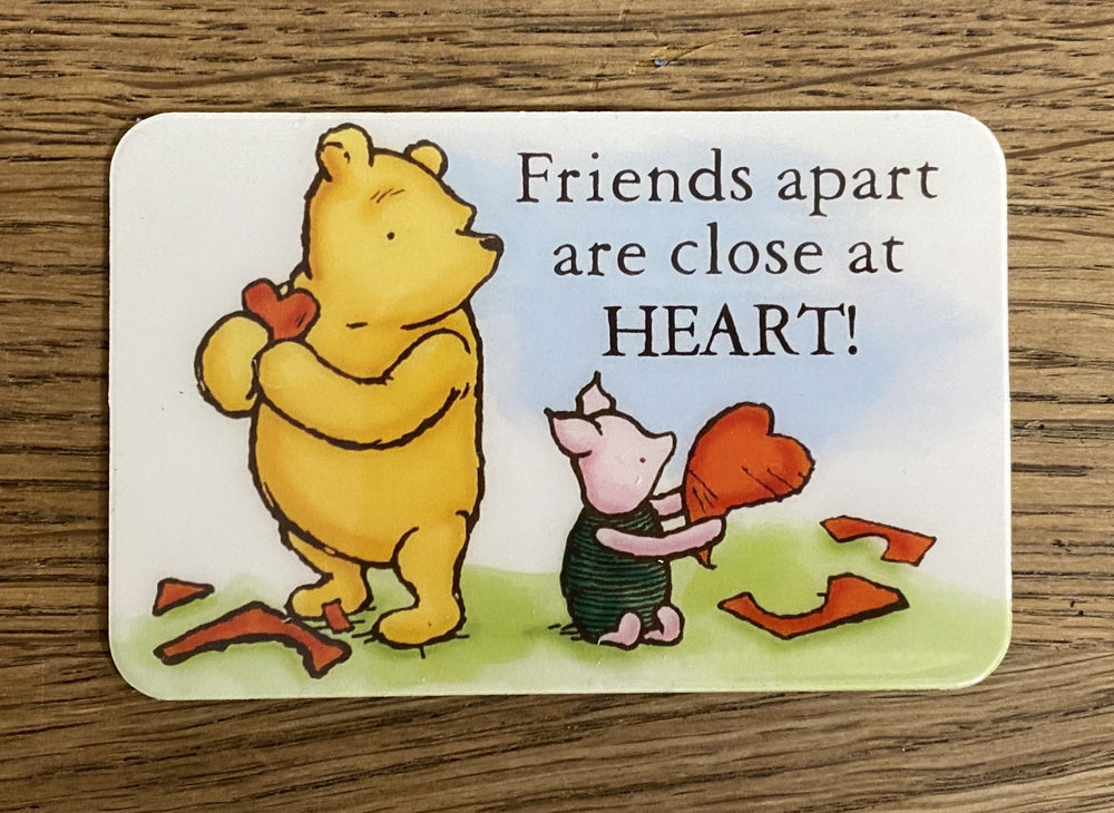 Message Card - Heart!