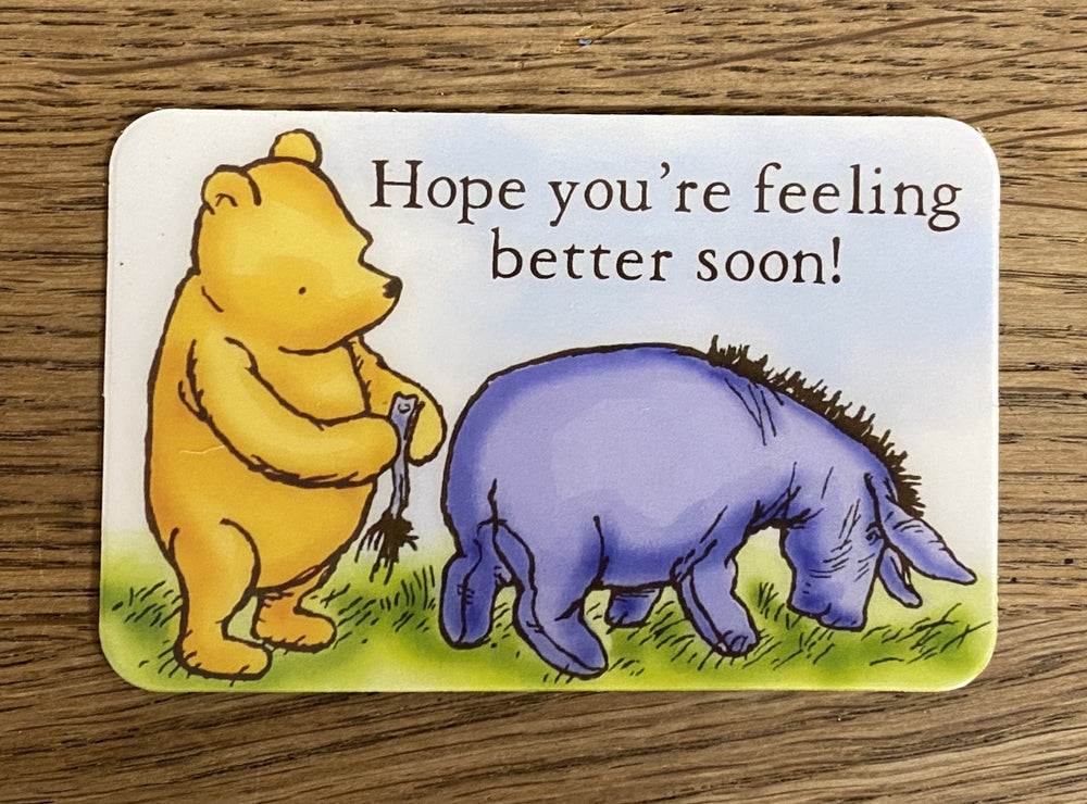 Message Card - Feeling Better Soon