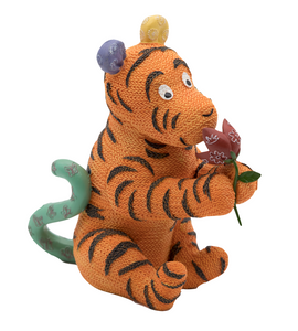 Classic Pooh Tigger Knitted Money Bank