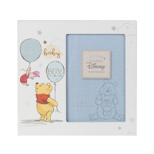 Magical Beginnings Baby Boy Picture Frame