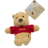 Perfectly Pooh Squeaker Plush