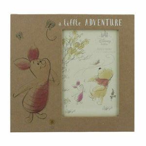 Piglet A Little Adventure Picture Frame