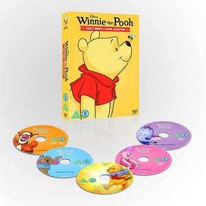 Pooh Collection: 5 Big Movies Collection