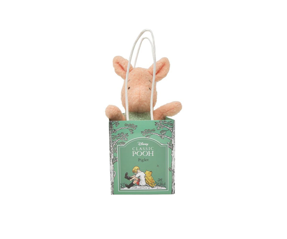 Classic Piglet in a Gift Bag