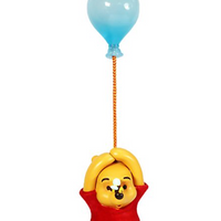 Winnie Sketchbook Hanging Ornament
