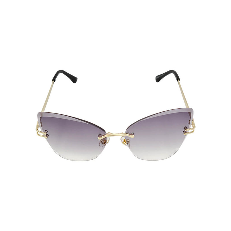 Sky Crystal | Fashion Cateyes - LIUXAR