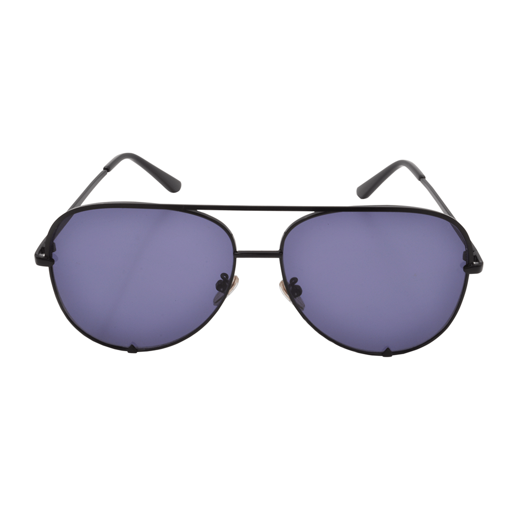Morton Black | Fashion Aviators - LIUXAR