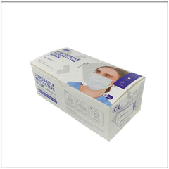 3-Ply Disposable Mask - FDA - 50 PC