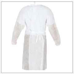 Isolation Gown 45 GSM PP - 10 PC