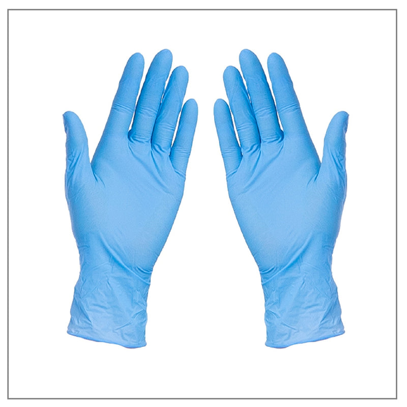 Nitrile Gloves - 100 PC